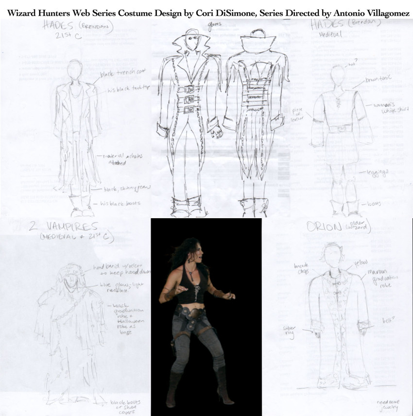 Costume Design - Web Series